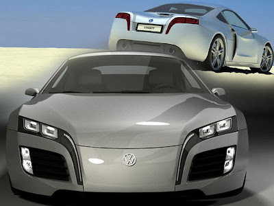 2011 Volkswagen Sport Cars Concept By Kyrgyzstanian