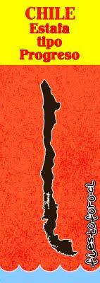 Caricatura de Chile y Jurel tipo salmón