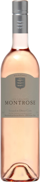 Domaine Montrose Rose Wine Bottle