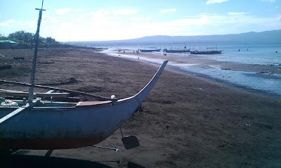 Lemery Beach front