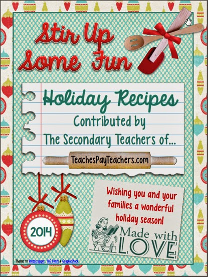 Holiday Recipe Book
