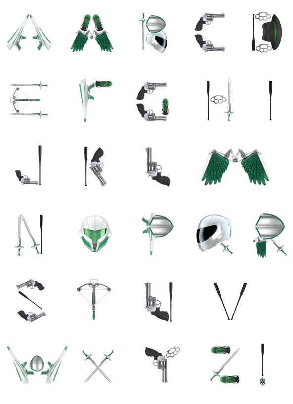 Lettre O Objets Des Alphabets Peches Avec Le Net L Abc Des Abc
