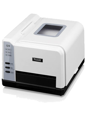 mesin barcode printer barcode postek q-08