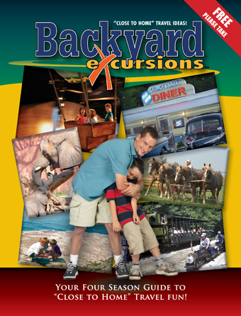 BOOK: 'Backyard Excursions; Great Lakes Edition' offers some great getaway advice and ideas