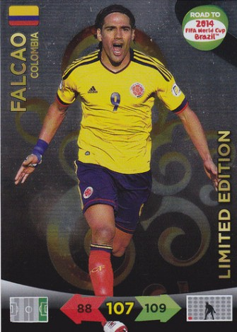 Exchange: Panini - Road to 2014 FIFA World Cup Brazil Adrenalyn XL (3