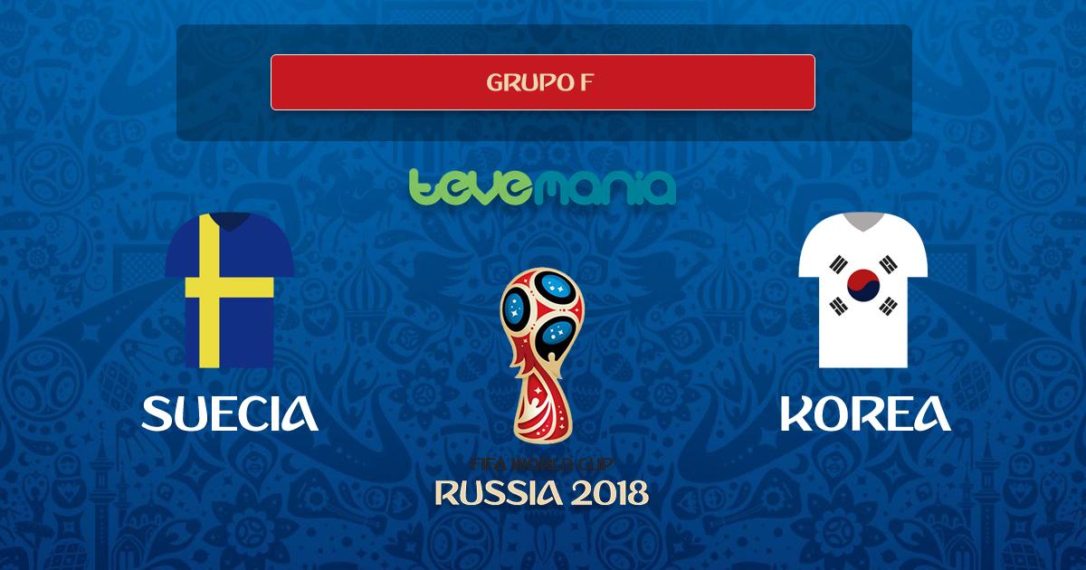 Con penal del VAR, Suecia le ganó 1 a 0 a Korea en el Grupo F