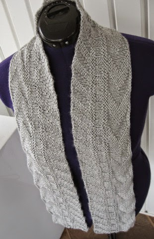 Simple Knits Aldo Hat Scarf For Guys A Knit Pattern