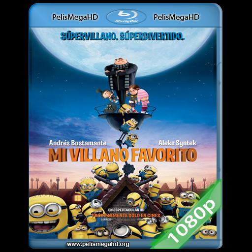MI VILLANO FAVORITO (2010) 1080P HD MKV ESPAÑOL LATINO