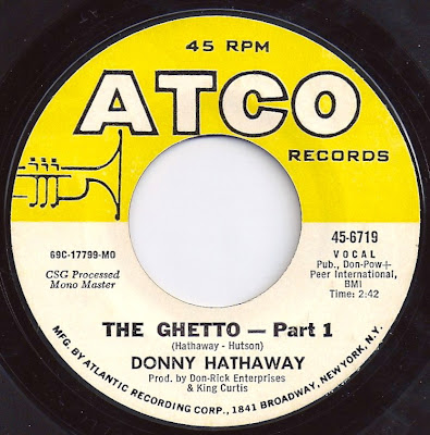 Donny Hathaway - The Ghetto - Part 1 & 2  need song part 2