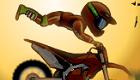 لعبة قيادة الدراجة  X3M