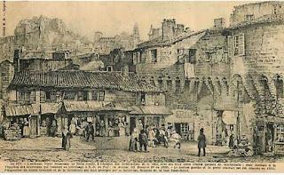 Le Puy la porte Pannessac
