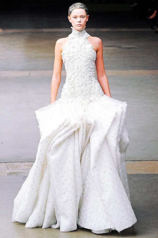 Cheap wedding gowns online blog alexander mcqueen fall for Sarah burton wedding dresses official website