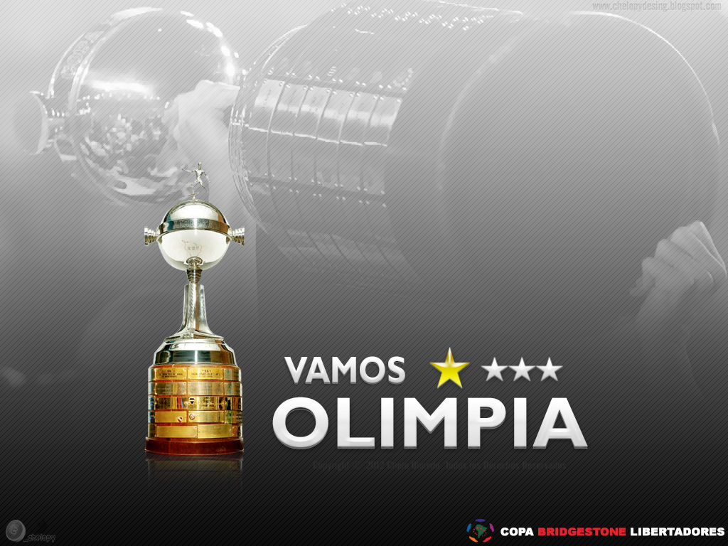 Wallpapers Olimpia Franjeado Página 2