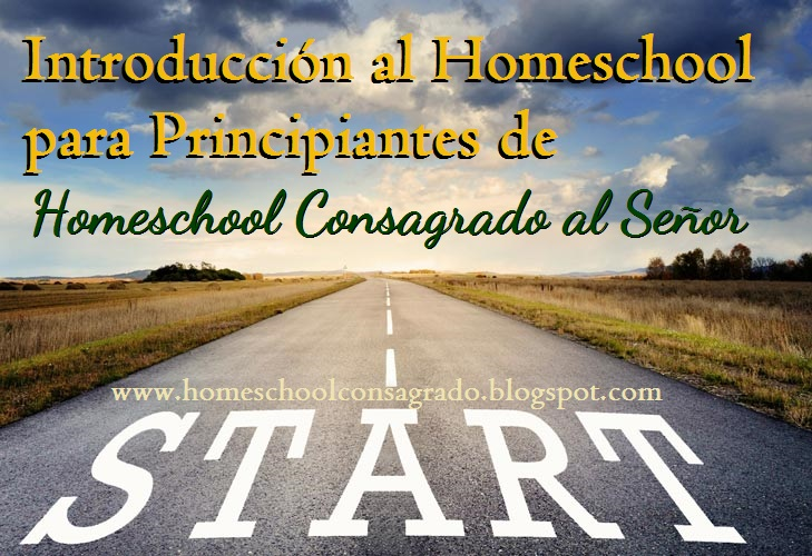 Introducción al Homeschool