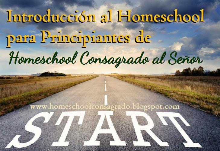 Introducción al Homeschool