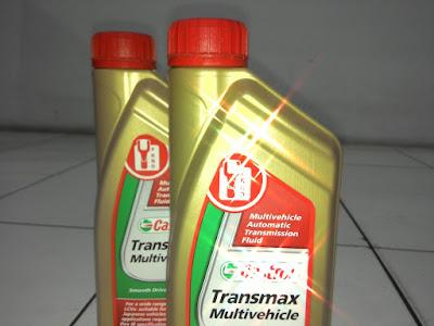 Castrol Transmax Multivehicle,oli ATF dengan kemampuan lebih
