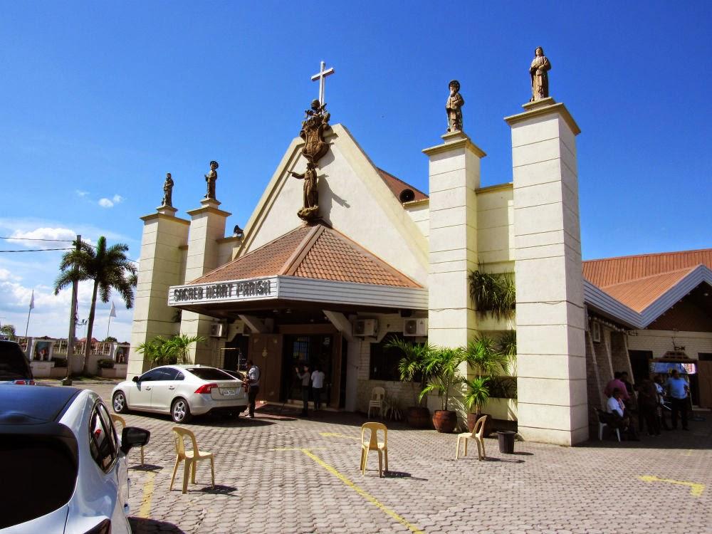 LOOK Church Wedding At The Sacred Heart Parish In San Fernando Pampanga