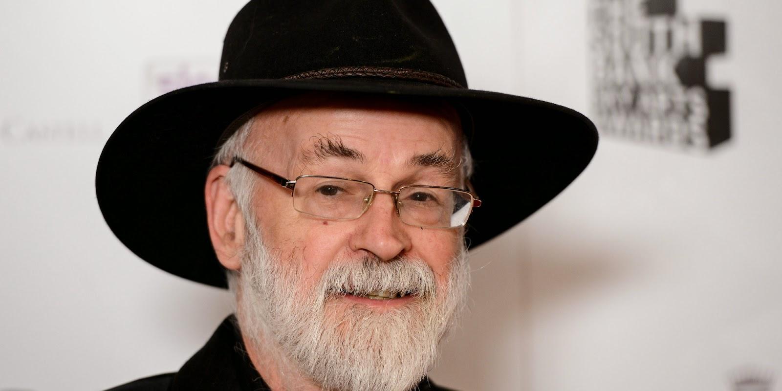 Ten Okropny Pratchett... odszedł ktoś, kto umiał dotknąć sedna