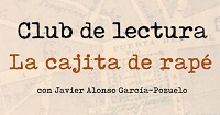 Club de lectura LA CAJITA DE RAPÉ
