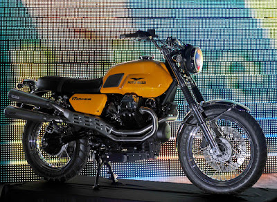 Moto Guzzi Scrambler Proto 2011