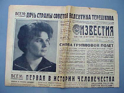 Cosmonaut Tereshkova