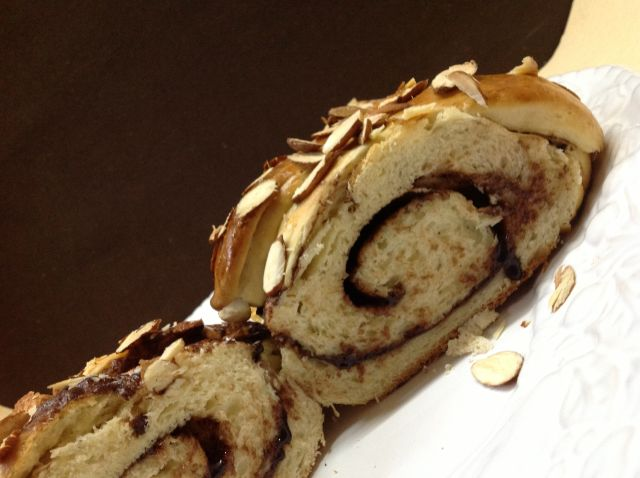 Danish Chocolate-Streusel Coffee Cake Recipe — Dishmaps