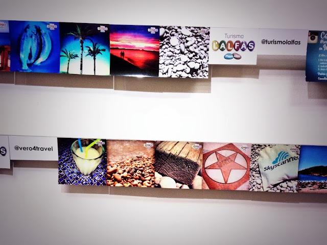 Exposición Instagram Fundación Frax