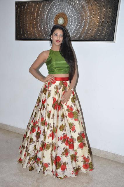 Daksha Nagarkar Latest Photos At Hora Hori Movie Audio Launch