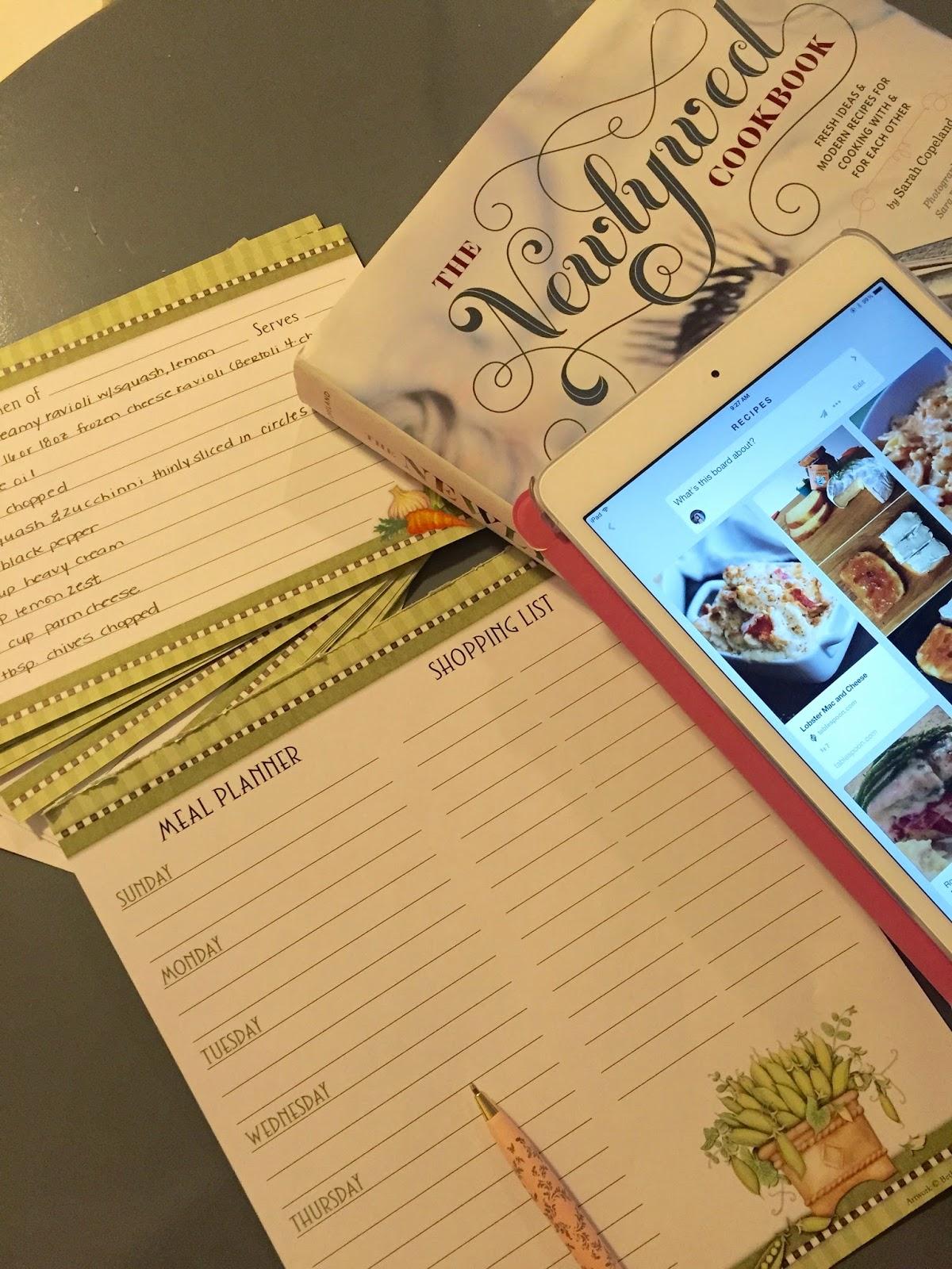 Meal Planning Tips & Tricks