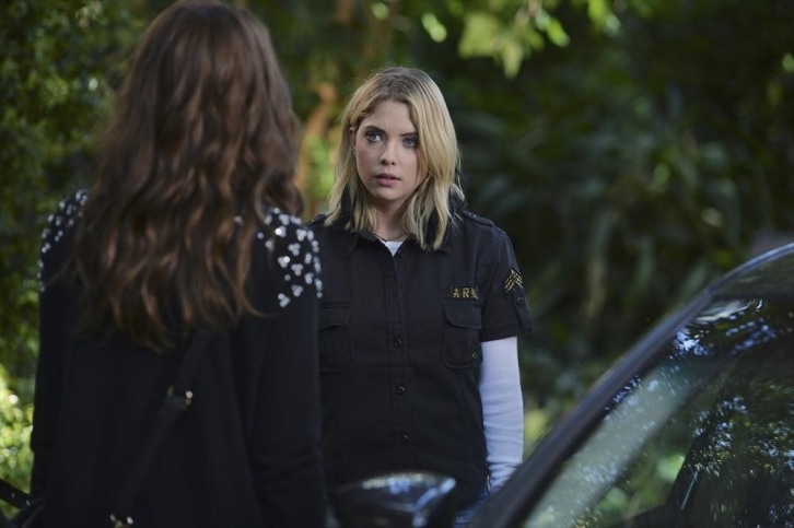 Pretty Little Liars - Episode 5.10 - A Dark Ali - Promotional Photos