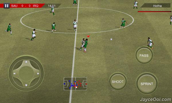 Real Football 2012 Para Android