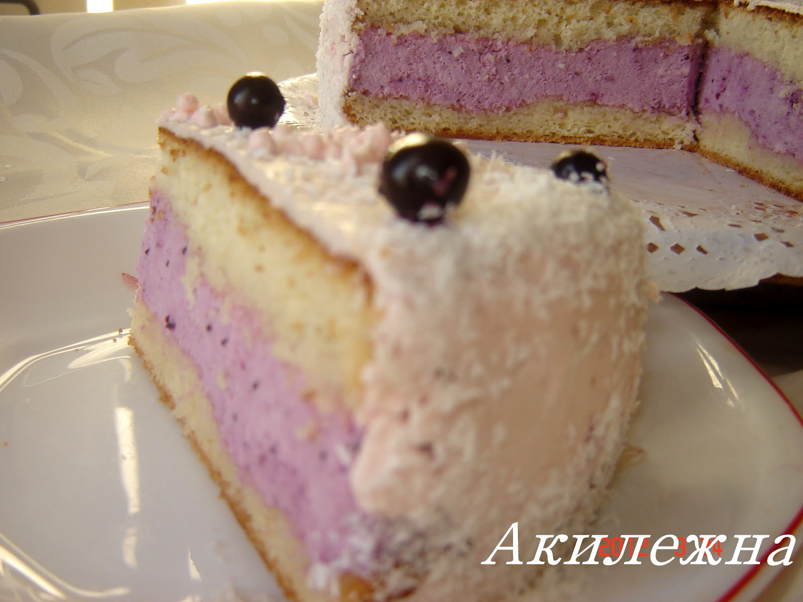 Торт суфле с кремом рецепт пошагово в домашних условиях