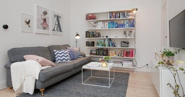 Apartamento n rdico femenino la garbatella blog de for Arredamento nordico low cost