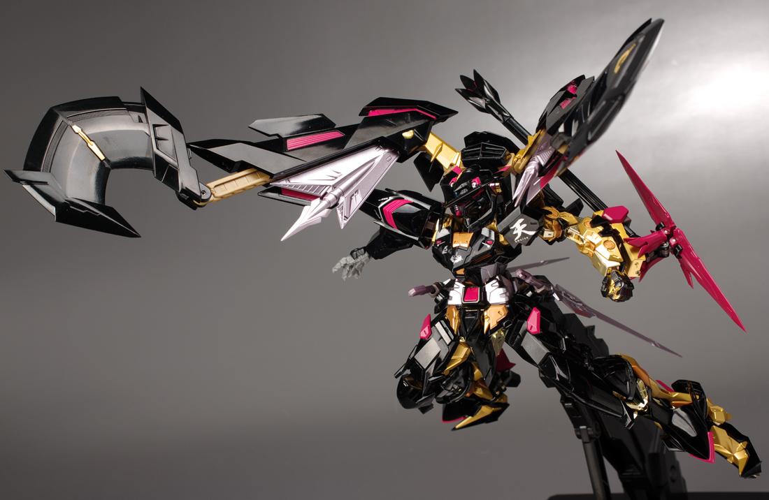 METAL BUILD Gundam Astray Gold Frame Amatsu Mina - Review by ...
