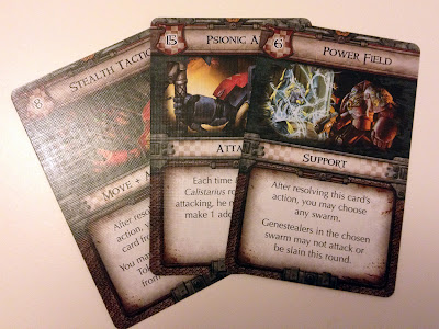 Death angel order cards