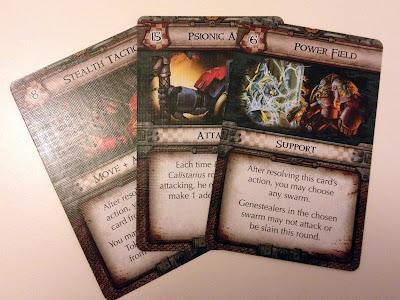 Death angel order cards