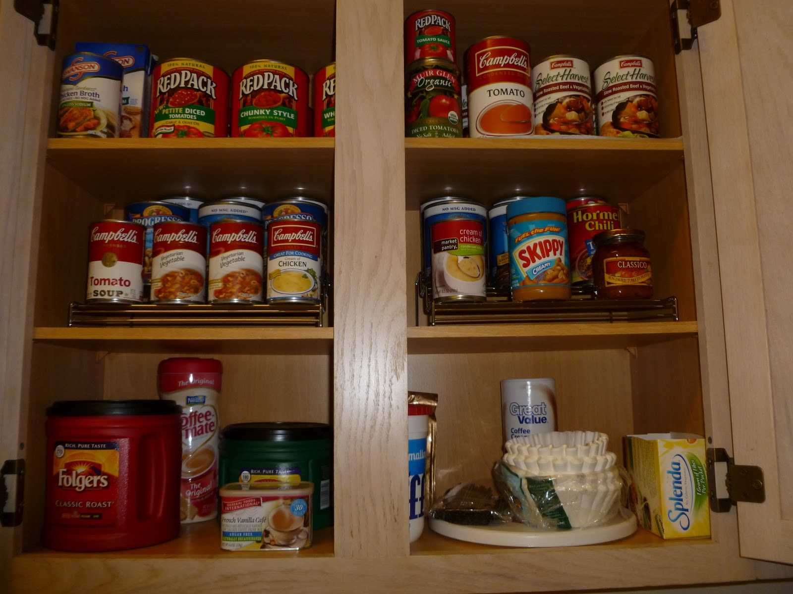 Kitchen Cabinet Organization Joyful Homemaking