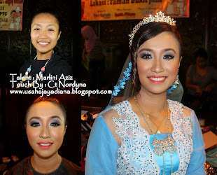 MARLINI_Before &amp; After (3rd Prize Winner Make-Up)