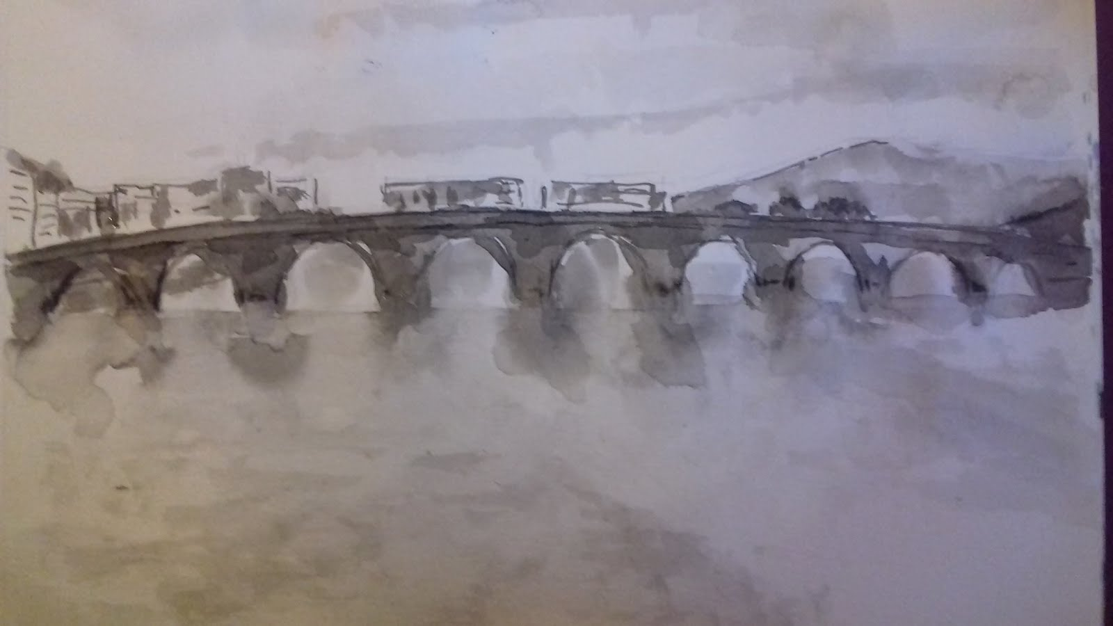 Puente romano en Viveiro