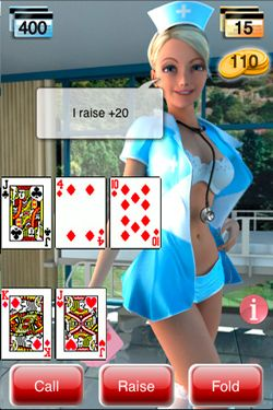Free strip poker for iphone 5