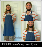 DOUG Men's Line of Aprons