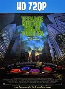 Teenage Mutant Ninja Turtles 720p Español Latino 1990