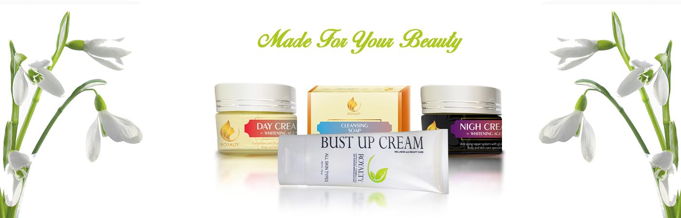 pemutih wajah paling cepat dan aman | Cream Pemutih Wajah Royalty Cosmetic | Pemutih Wajah