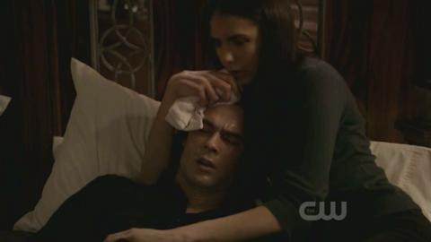 The Vampire Diaires:  [TEORÍA] ¿Es la muerte de Damon el posible final de ésta temporada?