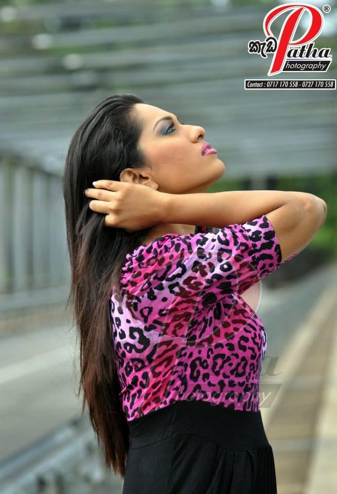Nadeeshani Nilukshi sri lankan actress
