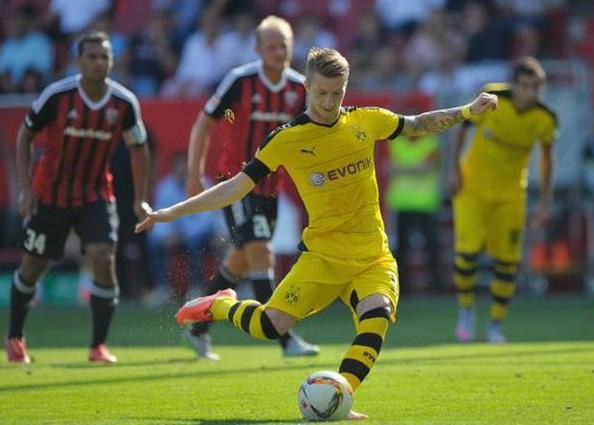 Marcos Reus, Ingolstadt 0-4 Dortmund