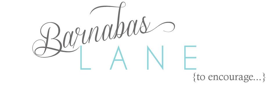 Barnabas Lane