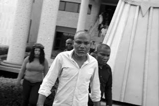 CD: Group Gives FG 7 Days To Release Nnamdi Kanu, Dasuki and Olisa Metuh