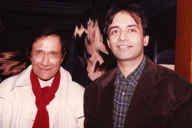 Image result for Dev Anand - Sunil Anand