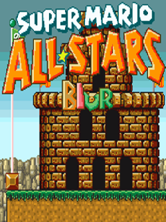 Jogo 240x320 Para Celular Java Super mario all star